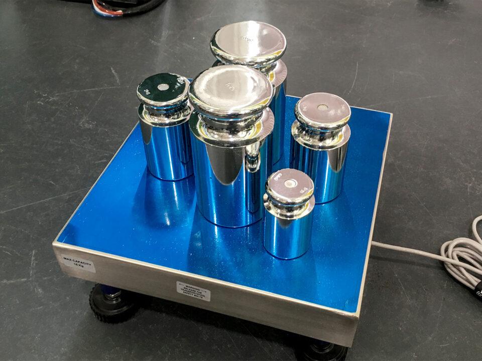 weighing-equipment-mass-measurement
