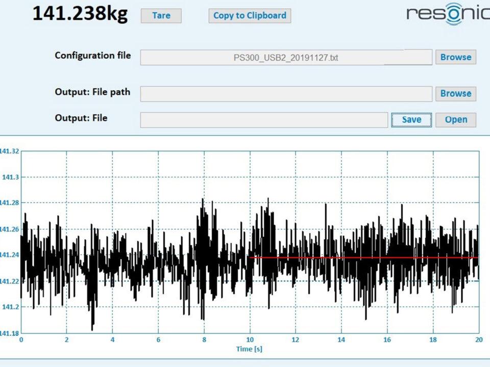 weighing-instrument-mass-measurement